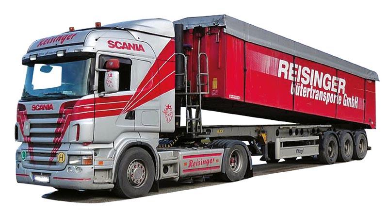 AWM LKW Scania R Highl//Aerop Schubboden-SZ Mayolani