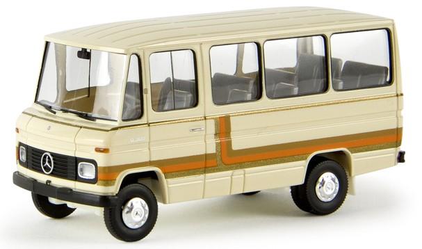 Brekina 36715-1//87 Mercedes-Benz o 309 bus-schwarzbau-nuevo