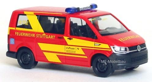 1//87 Herpa MB T2 TSF-W Feuerwehr Hedelfingen FW Stuttgart 920131