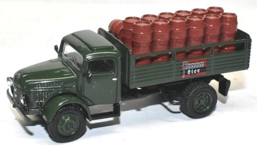 Brekina 1//87 4808 Mercedes Benz L328 LKW Pritsche Trink Sinalco OVP #3141