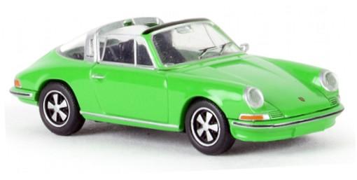 Orange-Rot Neu Brekina 16262-1//87 Porsche 911 Targa