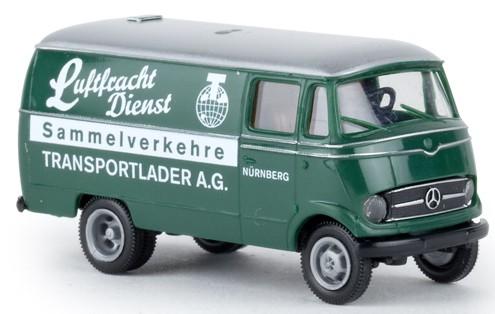 Brekina 36029-1//87 Mercedes-Benz L319 Kasten Jägermeister Neu
