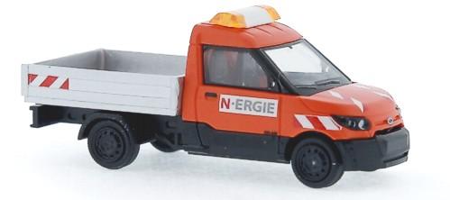 1//87 Rietze VW t5 enstörungsdienst gas-red halle 31901