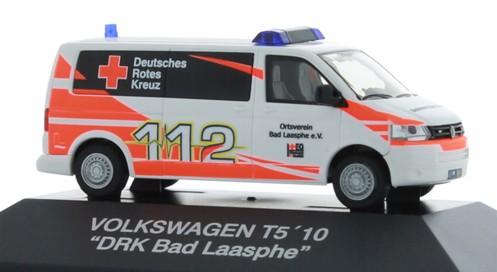 1//87 Rietze WAS Design RTW DRK Stadt Emden 72046