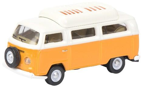 1//87 Brekina # 2060 VW T1 b Großraumkoffer rot 32450