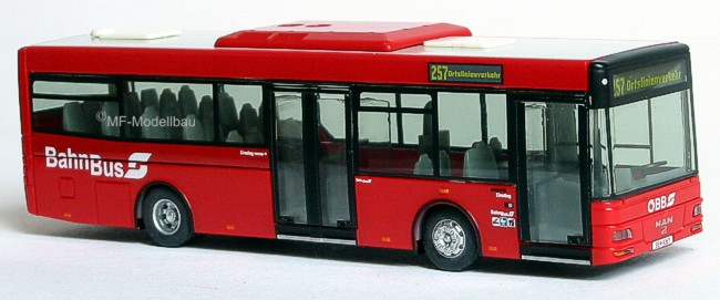 Öbb Österreichische Bundesbahnen Brekina 58051-1//87 Steyr 480 A Bus Neu